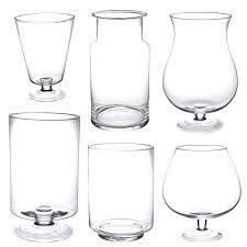 large clear glass vase flower pots whole square vases bulk small gold round uk squ
