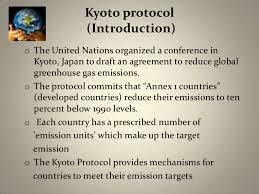kyoto protocol kyoto protocol