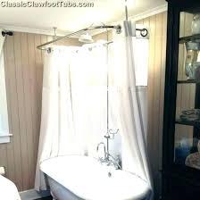 standard bathtub shower curtain size marvellous tub shower curtain size shower curtain rod for bathtub bathtub