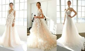 spring 2017 wedding dresses the best from new york s bridal