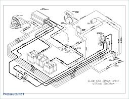 Inspirational ez go golf cart battery wiring diagram
