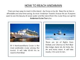 Travel Guide For Andaman Package Tour