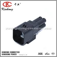 pin male wire harness connector for te