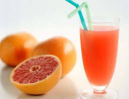 Diät grapefruit