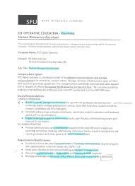 Cover Letter For Job Application Human Resource