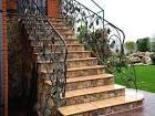 Как сделать лестницу на вход в дом