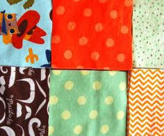 Flannel Charm Pack - 70 fabric squares, Rag Quilt Kits, Flannel ... & Rag Quilt, 72 Flannel squares, Mustache, Cowboy, Owls, Fabric, Rag Quilt  Kits, Rag Quilts, DIY Baby Quilt, Charm Pack Adamdwight.com