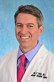 Alexander H. Toledo, MD - Division of Abdominal Transplantation