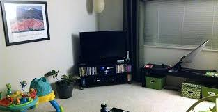 baby proofing your house some tips for newbies dazed dad how to stand skirt proof tv baby proof