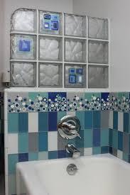 modern bathroom bathroom glass tile opaque glass 13 best glass tile blocks images