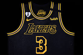 Join us as we reflect, recognize and revere. For The Black Mamba Los Angeles Lakers