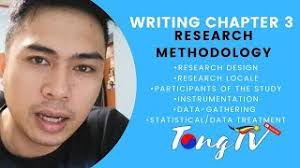 Share & embed imrad sample. Research Methodology Chapter 3 Thesis Tutorial No 7 Youtube