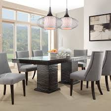 modern kitchen table. Modern Dining Table For 8 Cadogan Extendable Reviews Allmodern Kitchen