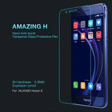 huawei honor 8. nillkin glass screen protector for huawei honor 8, honor8 (5.2\ 8