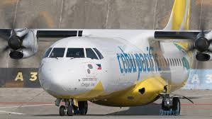 Flight Check Cebgo Atr 72 600 Economy Class Manila Caticlan