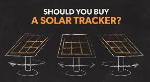 Should You Buy A Solar Tracker No Probably Not