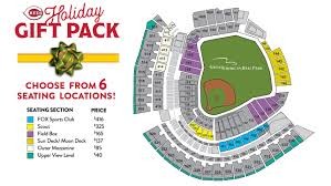Reds Holiday Gift Pack Cincinnati Reds