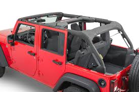 Dirtydog 4x4 Roll Bar Covers For 07 18 Jeep Wrangler Unlimited Jk