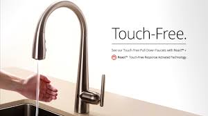 Touch Technology Kitchen Faucet Bathroom Ravishing Best Touchless Kitchen Faucet Reviews Sensor