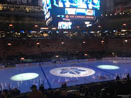 Toronto Maple Leafs Interactive Seating Chart Scotiabank Arena Section 120 Toronto Maple Leafs