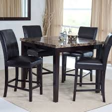 pub style dining room sets. Top 71 Ace Pub Height Table High Dining Room Tables Counter Style Kitchen Flair Sets