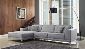 Gray Modern Sectional Sofas The Holland Choose Your Favorite