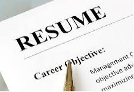 Resume Writing Interview Techniques Ptgs Ptgs