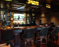 Basement Pub Design