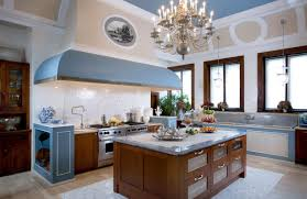 pictures of blue kitchens blue and brown decor living room beige