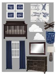 Bedroom Mood Board Airplane Themed Boy Bedroom Mood Board How To Nest For Less
