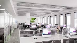 designing office space. Office Renovation New Design Modern Building Layout Decoration Open Space Designing