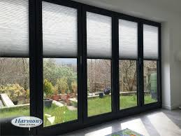anthracite grey perfect fit blinds in