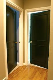 Download Enjoyable Wood Interior Doors With White Trim