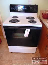 self cleaning ovens whirlpool range self cleaning oven white w black glass door 4 burners