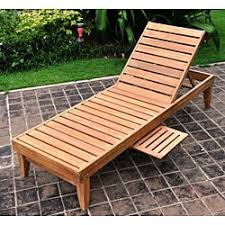 teak chaise lounge chairs. Teak Lounge Chairs 11 Deluxe Chaise With Tray P12435815.jpg