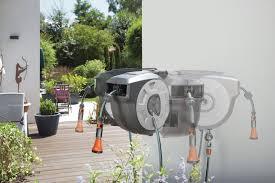 city gardening wall mounted hose box 15 m 1 pc