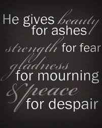 Beauty Ashes Quotes Best Of 24 Best Beauty For Ashes Isa 2424 Images On Pinterest Scripture