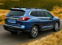 Subaru Ascent Pricing Planet Subaru