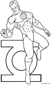 Small Picture Stylish Green Lantern Coloring Page pertaining to Invigorate to