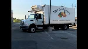 Delivery Truck Driver Hits Utility Pole