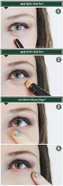 under eye undo