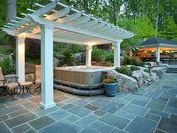 Fabulous Hot Tub Backyard Ideas For Home Decor Arrangement With Ideas