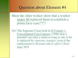 mm chapter age discrimination power point outline  7