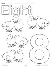 Select from 35429 printable coloring pages of cartoons, animals, nature, bible and many more. 42 Awesome Number Coloring Pages Printable Picture Inspirations Math Worksheet