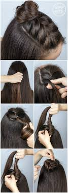 Hair Style Pinterest Best 25 Hair Styles Ideas Braided Hairstyles Hair 5281 by wearticles.com