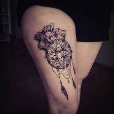 Meaning Of Dream Catcher Tattoos The 100 Most Popular Dreamcatcher Tattoos Of All Time 70