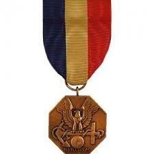 the navy and marine corps medal is the second highest non bat decoration presented by