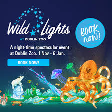 a night time spectacular event at dublin zoo 1 nov 2018 6 janury