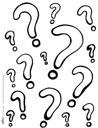 The only free images available for commercial use would be on pixabay. Printable Question Marks Coloring Page Coolest Free Printables