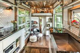 luxury tiny house. Luxury Tiny Homes Luxurious Alpha House Opens Wide On Both Sides To Let The N